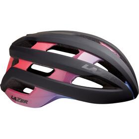 Lazer Sphere Casco, nero/rosa